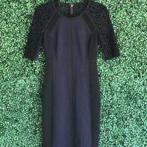 Rebecca Taylor dress.